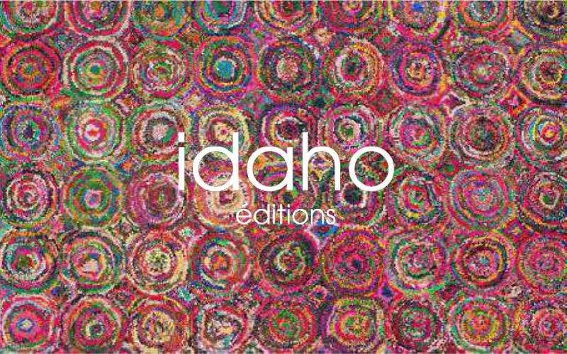 Idaho Editions Tapis contemporain Tapis modernes Tapis Tapisserie  |
