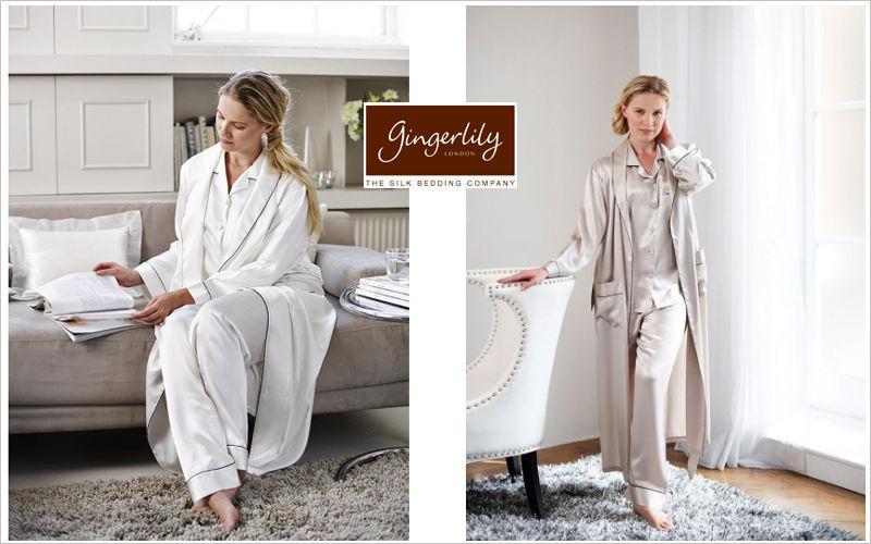 GINGERLILY Pyjama Vêtements En marge de la Déco  |