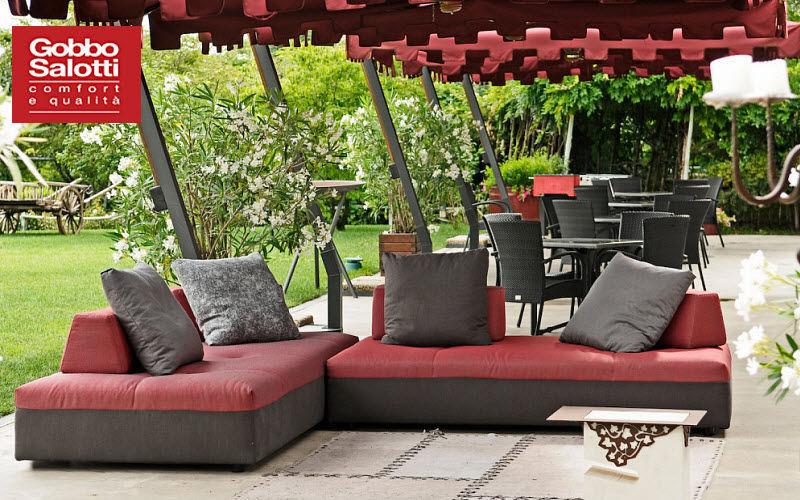 GOBBO SALOTTI Canapé de jardin Salons complets Jardin Mobilier  |
