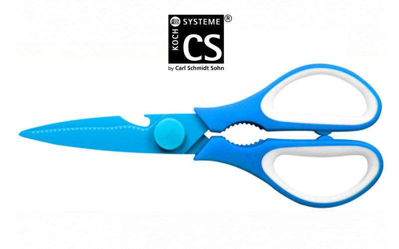 Koch Systeme CS Ciseaux de cuisine Couper Eplucher Cuisine Accessoires  |