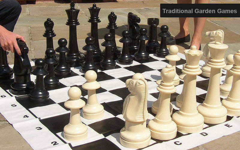 Traditional Garden Games Jeu d'échecs Jeux de société Jeux & Jouets   