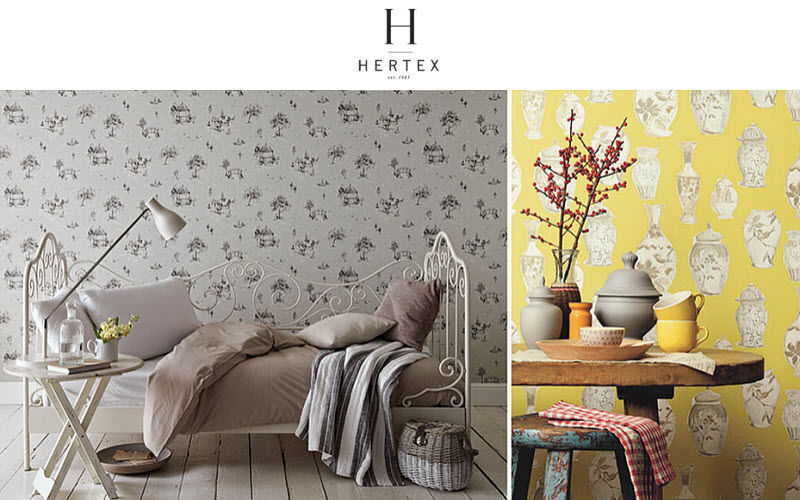 Hertex Papier peint Papiers peints Murs & Plafonds  |
