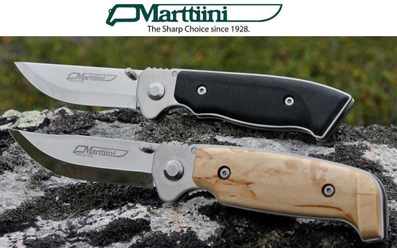 MARTTIINI Couteau pliant Couteaux Coutellerie  |