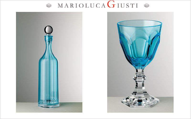 Mario Luca Giusti Bouteille Carafes Verrerie  |