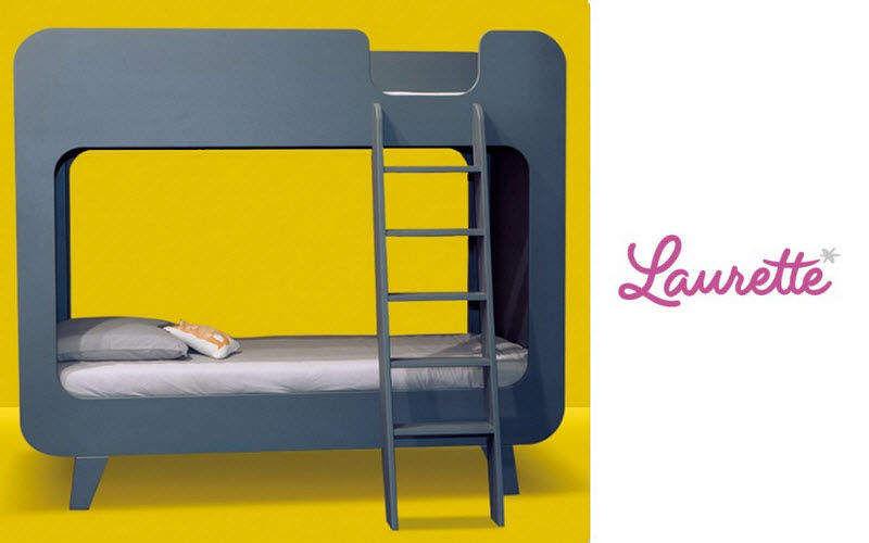 Laurette Lits superposés enfants Chambres Enfant Enfant  |
