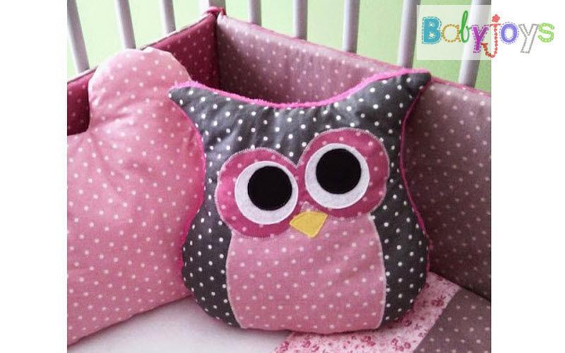 BABYJOYS Coussin Cale-Bébé Linge de lit Enfant Enfant  |