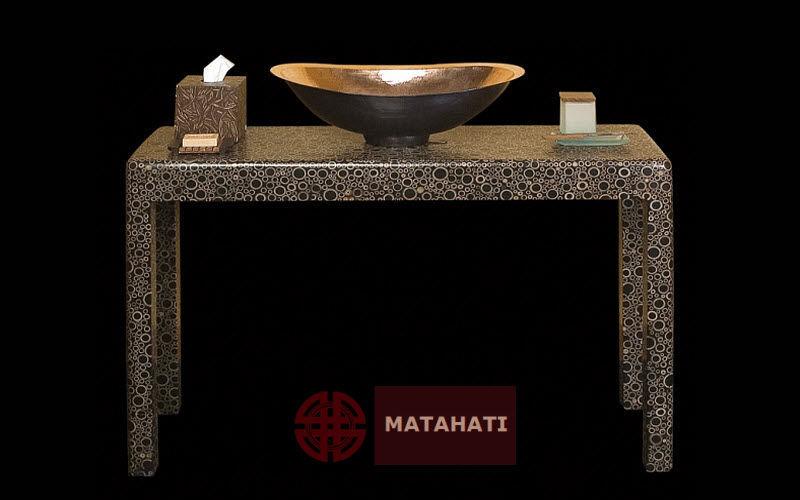 Matahati Meuble sous-vasque Meubles de salle de bains Bain Sanitaires  |