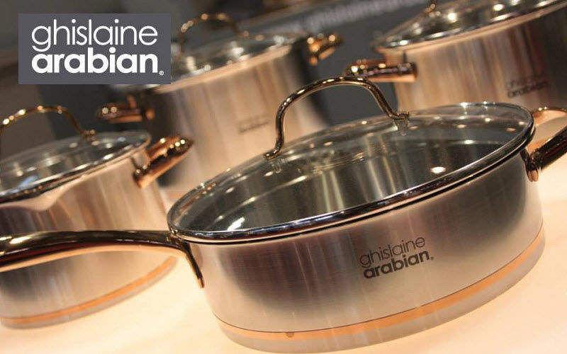 GHISLAINE ARABIAN Sauteuse Casseroles Cuisine Cuisson  |