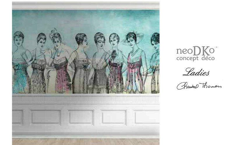 NEODKO DESIGN MURAL Papier peint panoramique Papiers peints Murs & Plafonds  |
