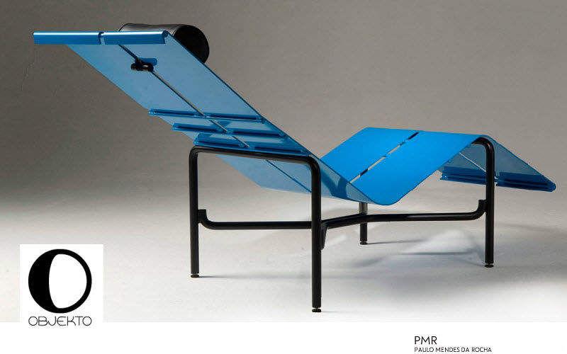 Objekto Chaise longue de jardin Chaises longues Jardin Mobilier   