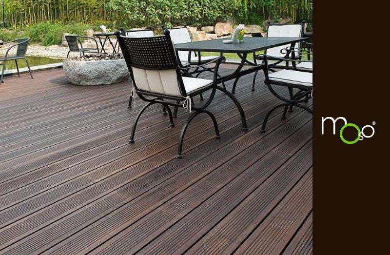 MOSO - BAMBOO SOLUTIONS Plancher de terrasse Sols extérieurs Sols  |