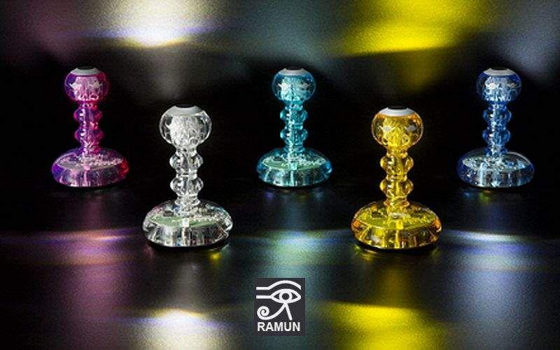 RAMUN Lampe de chevet à LED Lampes Luminaires Intérieur  |
