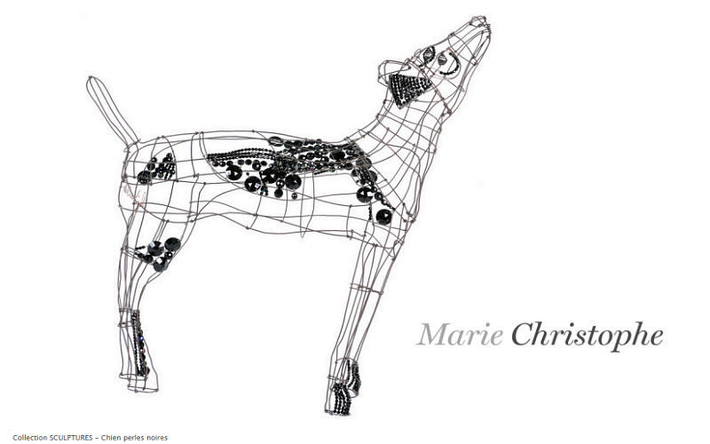 Marie Christophe Sculpture animalière Sculpture Art  |