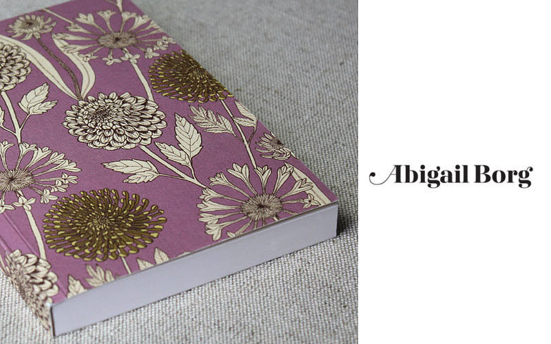 ABIGAIL BORG Carnet de notes Papeterie Ecriture Papeterie Accessoires de bureau  |