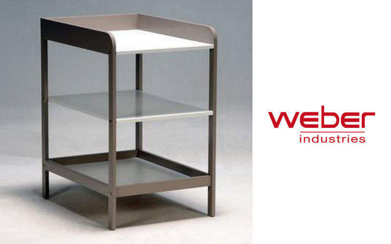 Weber Industries Table à langer Bain et toilette Enfant  |