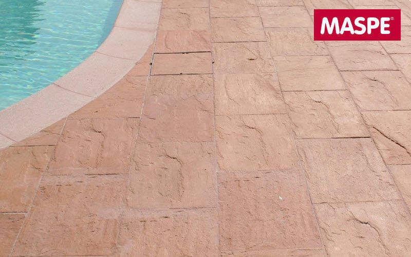 MASPE Plage de piscine Margelles et plages Piscine et Spa  |