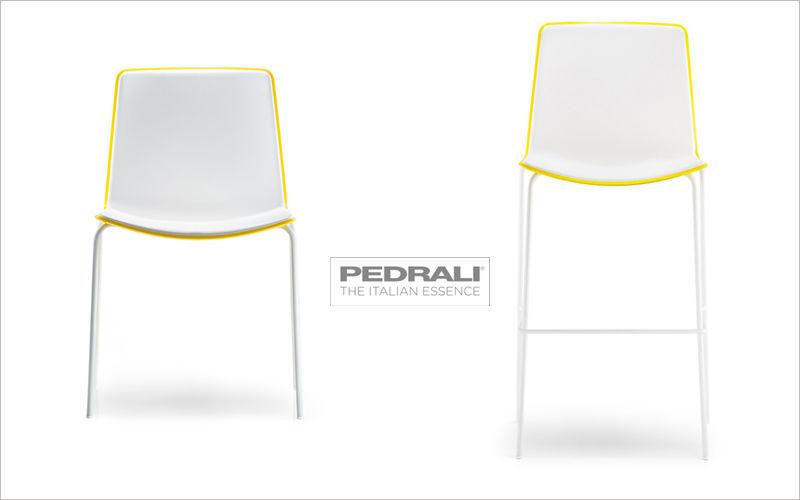 PEDRALI Chaise haute de bar Chaises Sièges & Canapés  |