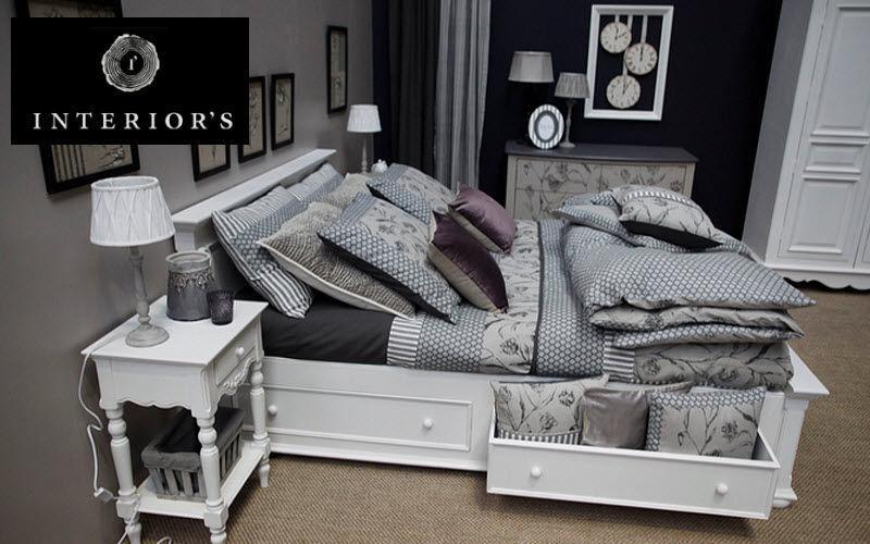 INTERIOR'S Chambre Chambres à coucher Lit Chambre | Charme