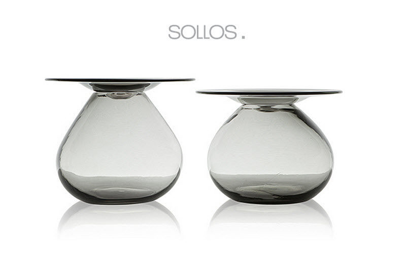 SOLLOS Table basse ronde Tables basses Tables & divers  |