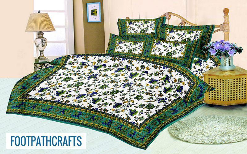 FOOTPATHCRAFTS Parure de lit Parures de lit Linge de Maison  |