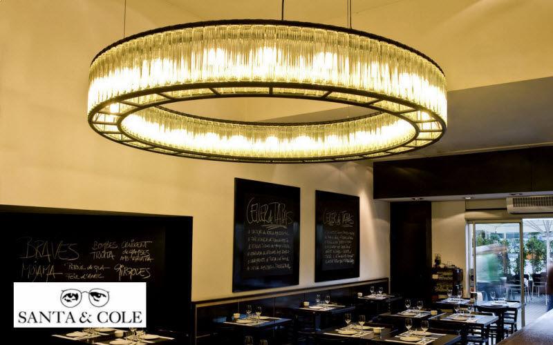 Santa & Cole Lustre Lustres & Suspensions Luminaires Intérieur  |