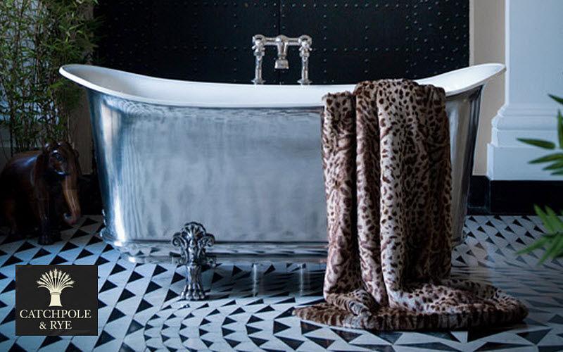 salle de bains charme - Baignoire Sur Pieds