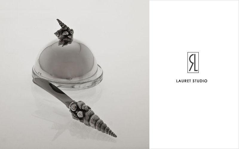 LAURET STUDIO Beurrier individuel Beurriers Vaisselle  |