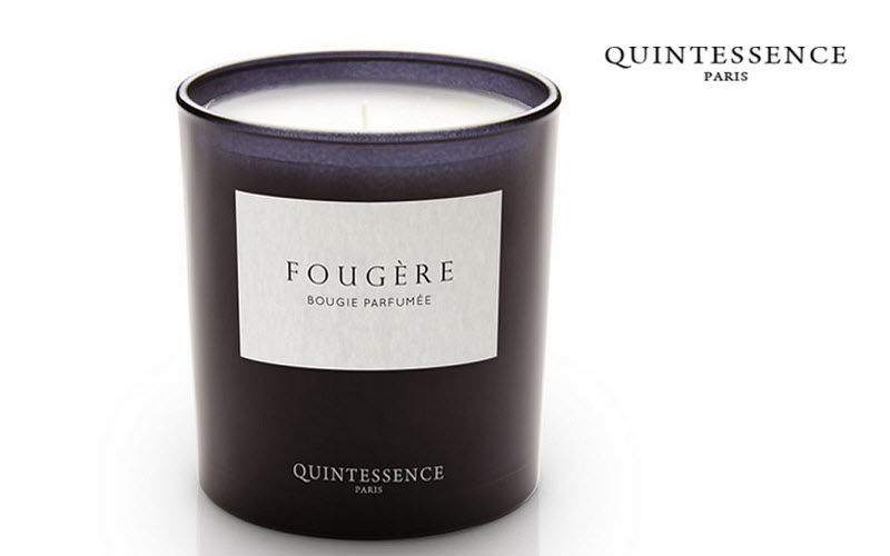 QUINTESSENCE PARIS Bougie parfumée Senteurs Fleurs et Senteurs  |
