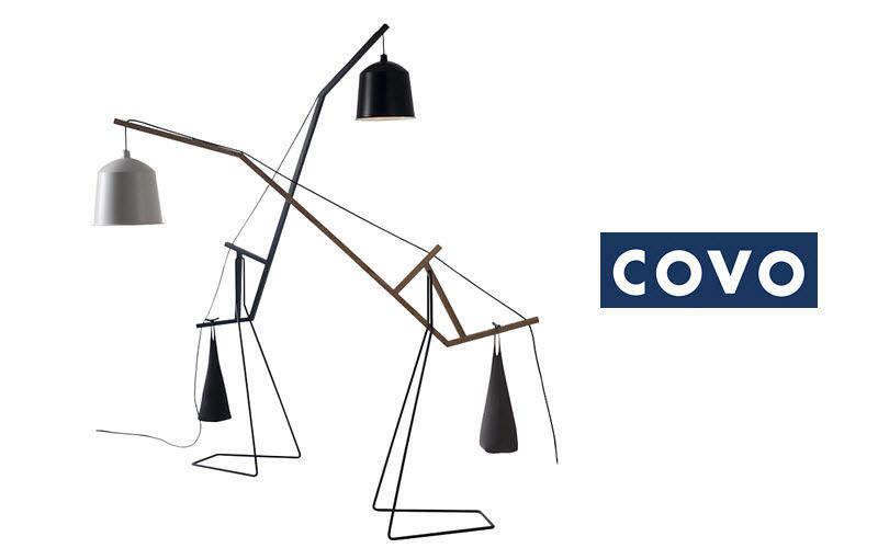 Covo Lampadaire Lampadaires Luminaires Intérieur  |
