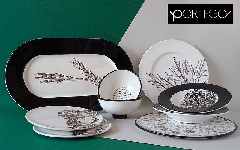 PORTEGO Service de table Services de table Vaisselle  |