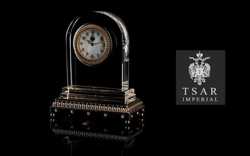 TSAR IMPERIAL Pendule Cartel Horloges Pendules Réveils Objets décoratifs  |