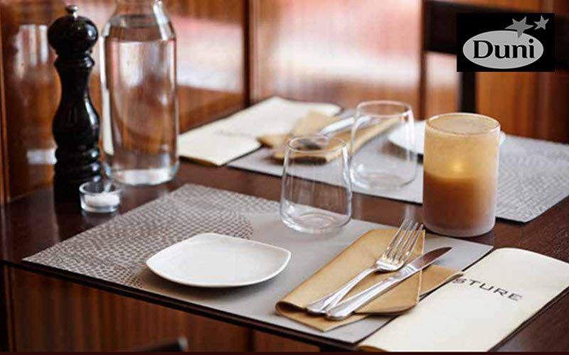 Duni Set de table jetable Sets de table Linge de Table  |