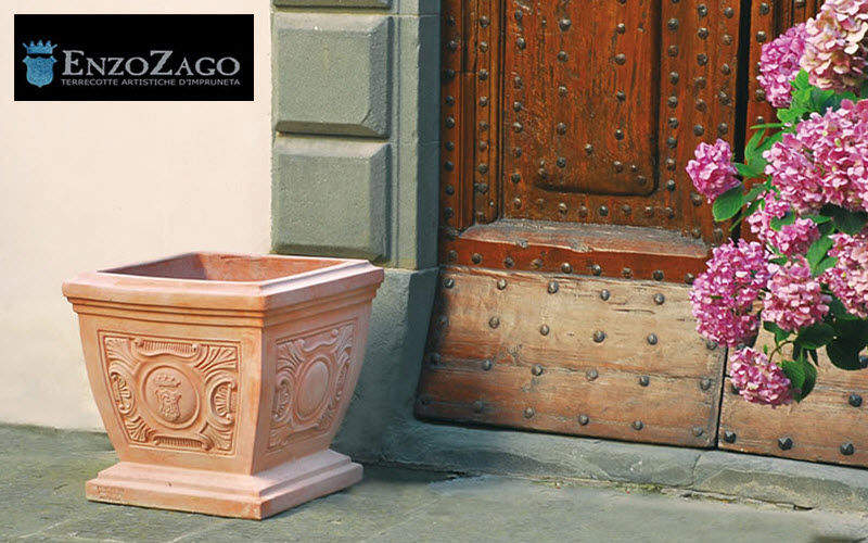 Enzo Zago Pot de jardin Pots de jardin Jardin Bacs Pots  |