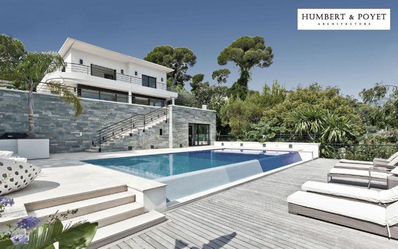 Humbert & Poyet Réalisation d'architecte Réalisations d'architecte Maisons individuelles  |