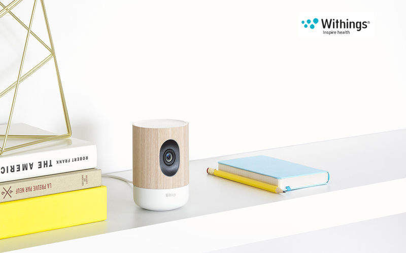 Withings Europe Camera de surveillance Interphones & Vidéosurveillance Domotique  |
