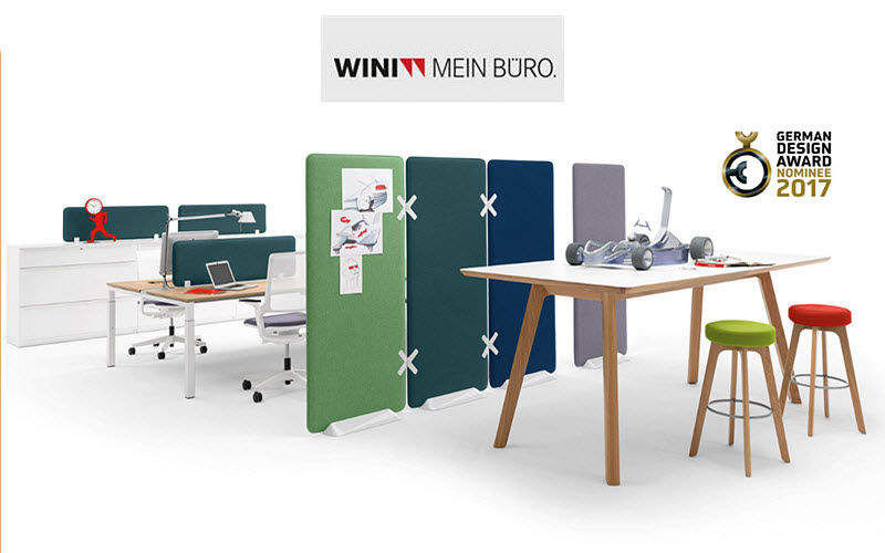WINI Cloison de séparation Cloisons & Panneaux acoustiques Murs & Plafonds  |