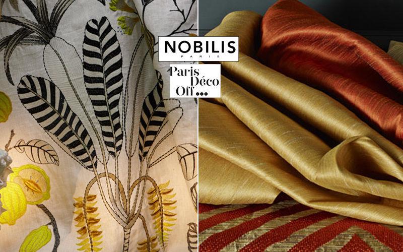 Nobilis Tissu au mètre Tissus d'ameublement Tissus Rideaux Passementerie  |