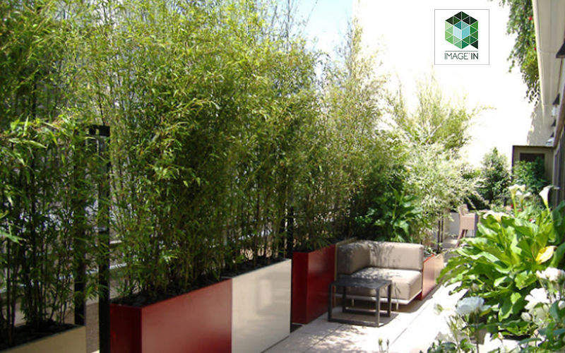 IMAGE'IN Bac à arbre Bacs Jardin Bacs Pots   