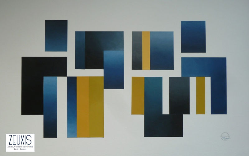 ZEUXIS Tableau contemporain Peintures Art  |