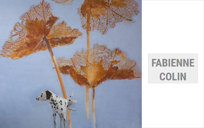 Fabienne Colin Trompe l'oeil Décors muraux Ornements  |