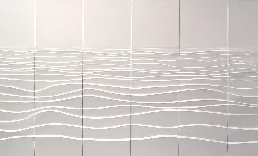 Frédérique et Rob Whittle Bas relief Architecture Ornements  |