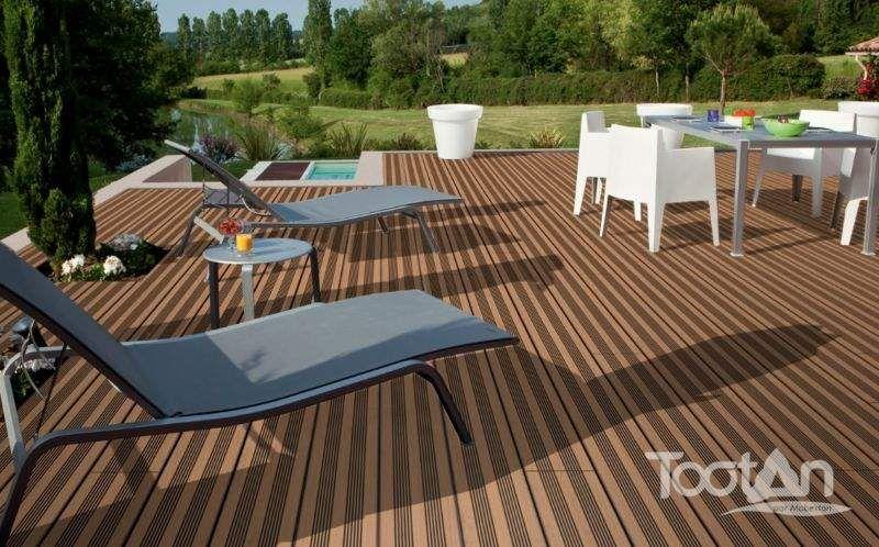 TOOTAN Lame pour terrasse Sols extérieurs Sols  |