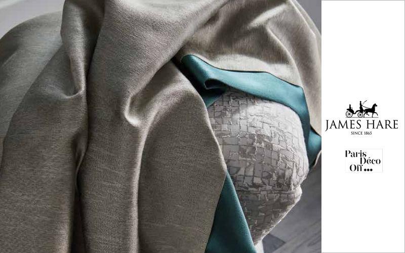 JAMES HARE Tissu d'ameublement pour siège Tissus d'ameublement Tissus Rideaux Passementerie  |