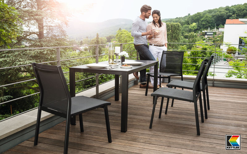 Kettler Table de jardin Tables de jardin Jardin Mobilier  |
