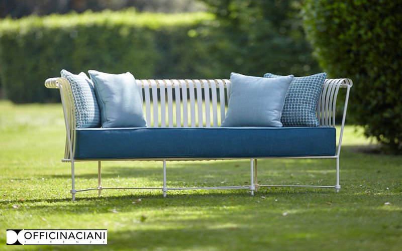 OFFICINA CIANI Canapé de jardin Salons complets Jardin Mobilier  |