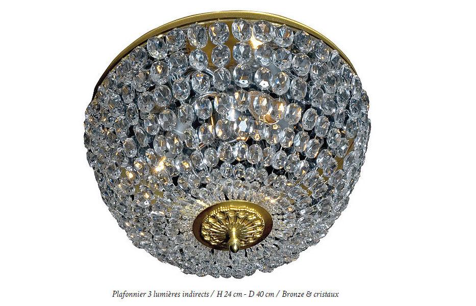 Bagues Plafonnier Lustres & Suspensions Luminaires Intérieur  |