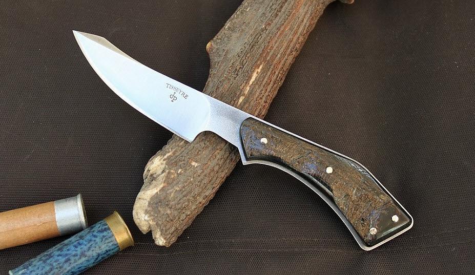 COUTEAUX TISSEYRE Couteau de chasse Armes et armures Objets décoratifs  |