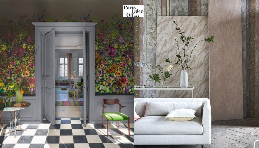 Designers Guild Papier peint Papiers peints Murs & Plafonds  |