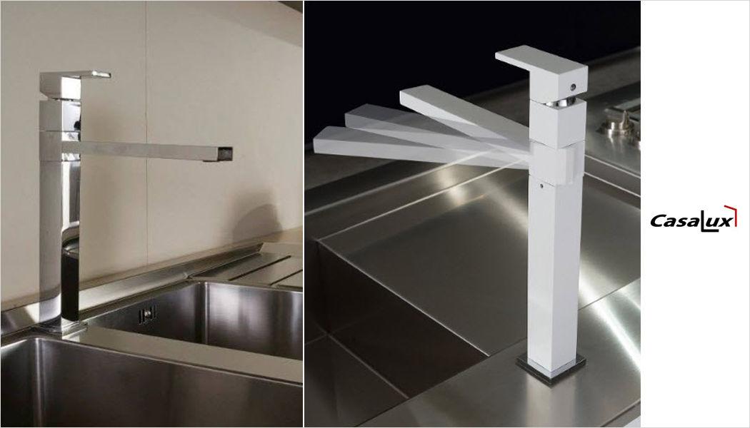 CasaLux Home Design Mitigeur évier Robinetterie de cuisine Cuisine Equipement Cuisine | Design Contemporain