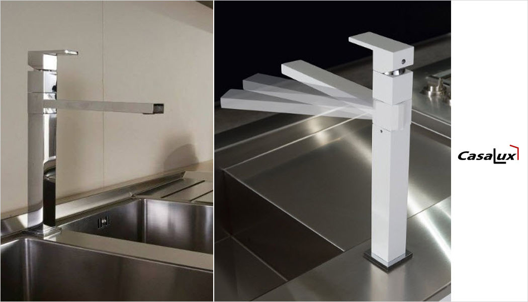CasaLux Home Design Mitigeur évier Robinetterie de cuisine Cuisine Equipement  |